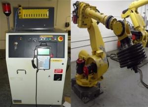 Fanuc R-J3iB Robot System For Sale: Buy or Repair | Northline NC